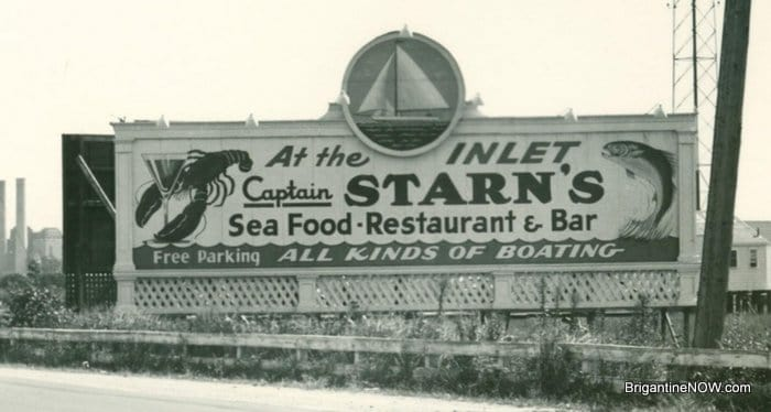 Atlantic City Golf >> Captain Starn's. 5 Minutes From Brigantine. (well, it used to be) - BrigantineNOW