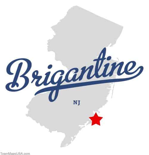 brigantine guys A brigantine was a two-masted sailing vessel with a fully square rigged foremast and at least two sails on the main mast: a square topsail and a gaff sail mainsail (behind the mast) the main mast is the second and taller of the two masts.