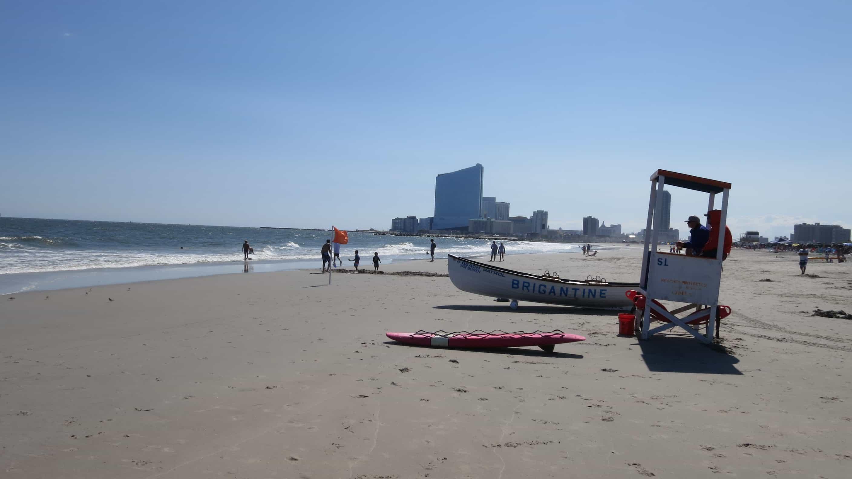 Brigantine 4-Wheel Drive Beach Permits