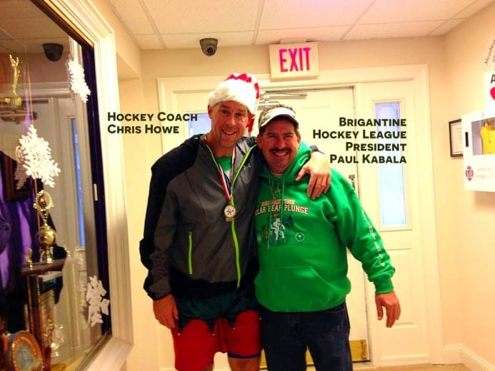 Brigantine Hockey Chris Howe Borgata