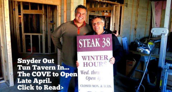 steak 38 tun tavern brigantine