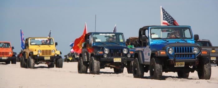 Brigantine beach 4x4 permits