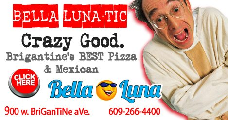 Bella Luna Brigantine Pizza Mexican
