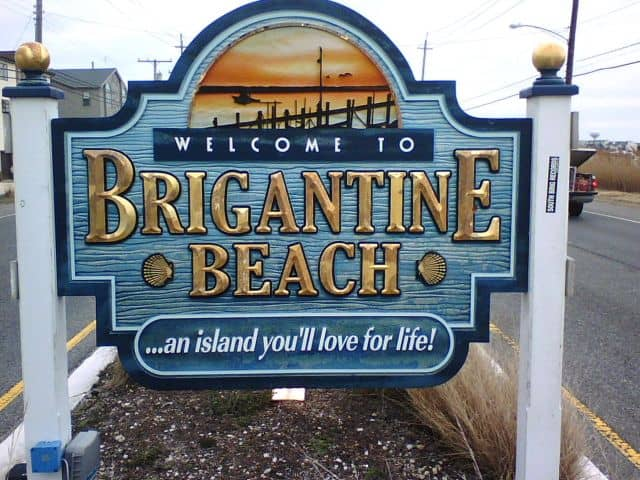 brigantine beach NJ