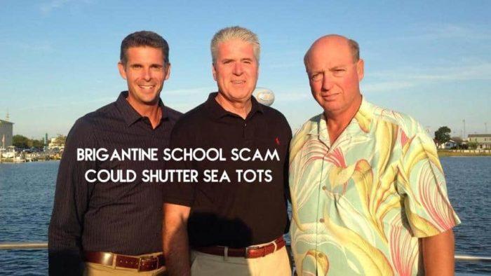 Sera, Guenther, Simpson Brigantine School Scam