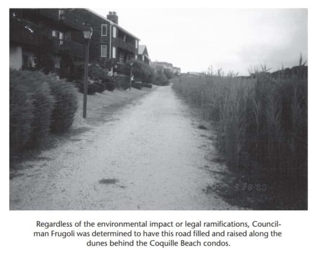 frugoli illegal road brigantine