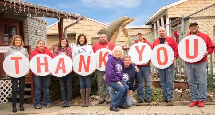 Troy Platt Brigantine Marine Mammal Stranding Center BHL