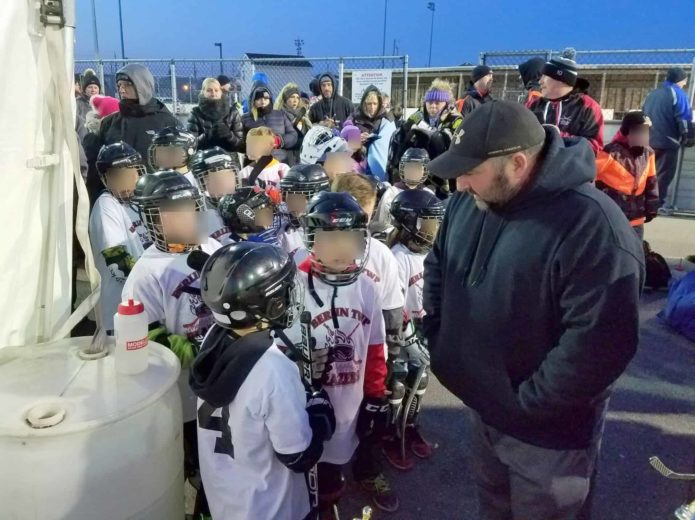 Troy Platt Brigantine BHL Hockey