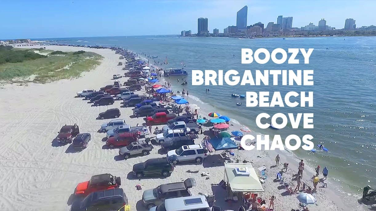 Booze Fueled Chaos At Brigantine Cove