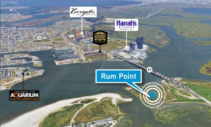 Rum Point Brigantine